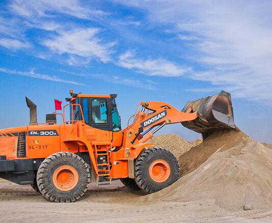 Remont i budowa w Lublinie - skąd czerpać dobrej jakości piasek i kruszywa
