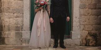 Idealny materiał na suknię ślubną